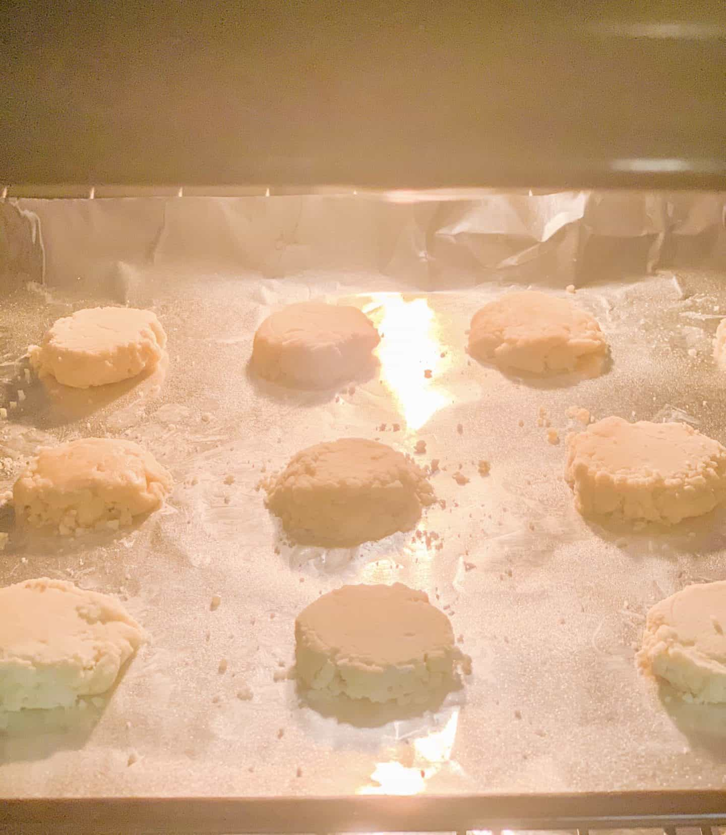 I Am Baker Lemon Meltaway Cookies Recipe