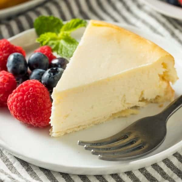 Instant Pot Copy Cat Cheesecake Factory Low Carb Cheesecae At Home