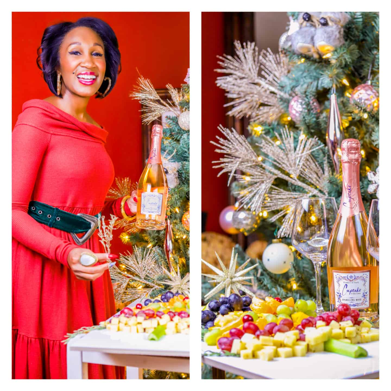 Shaunda Necole Brand Partnerships- Cupcake Vineyards Cocktail Recipe