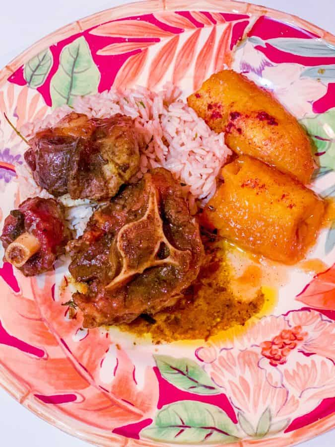 Jamaican Oxtailn Recipe Easy