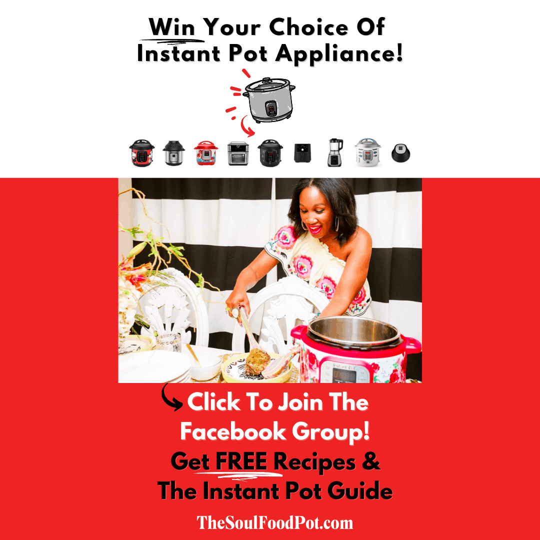 Join The Instant Pot Facebook Group
