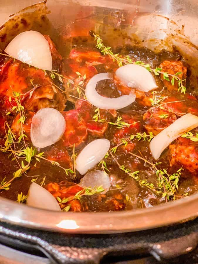 Jamaican Oxtail Recipe Pressure Cooker