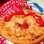 Strawberry Rhubarb - Do You Need To Cook Rhubarb Before Baking?