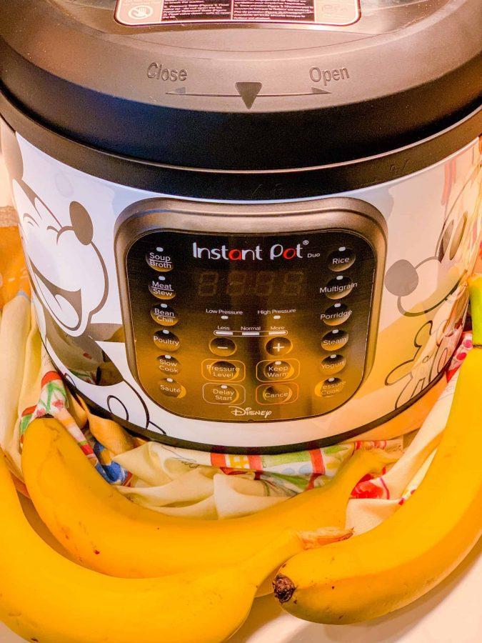 Easy Instant Pot Banana Recipes