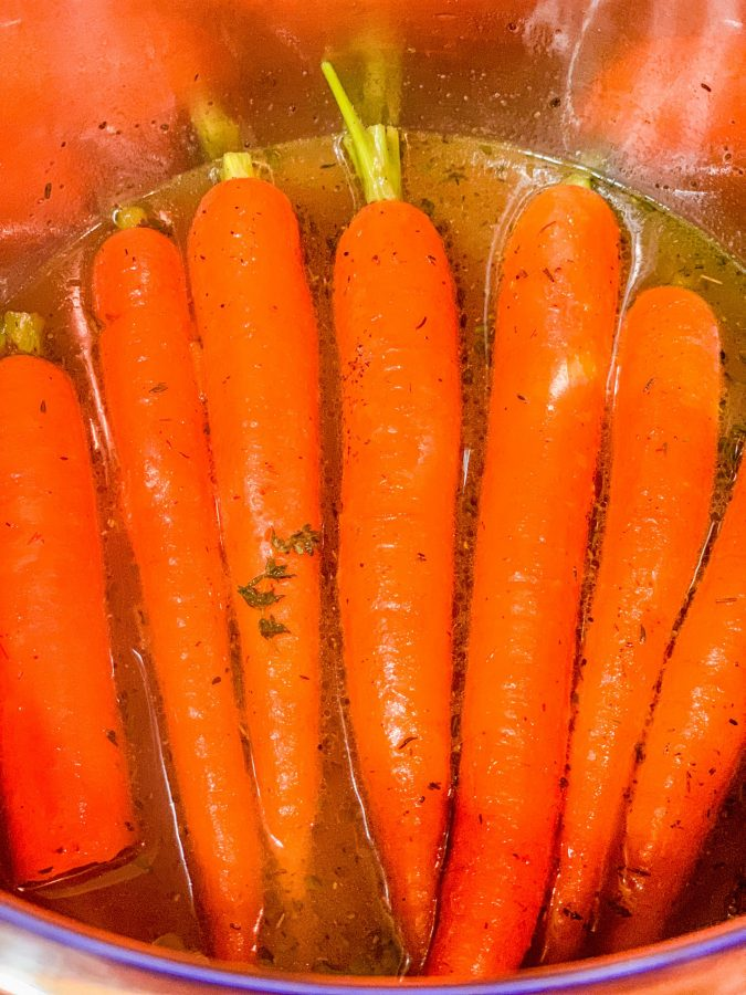 How to cook carrots in an Instant Pot