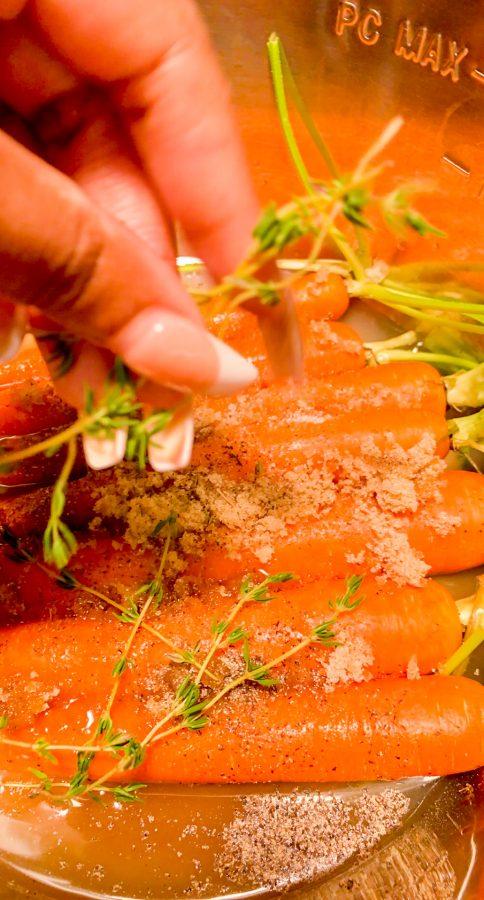 Instant Pot Carrot Recipes