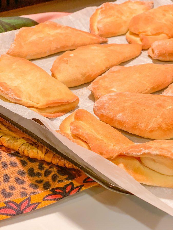 Jamaican Coco Bread
