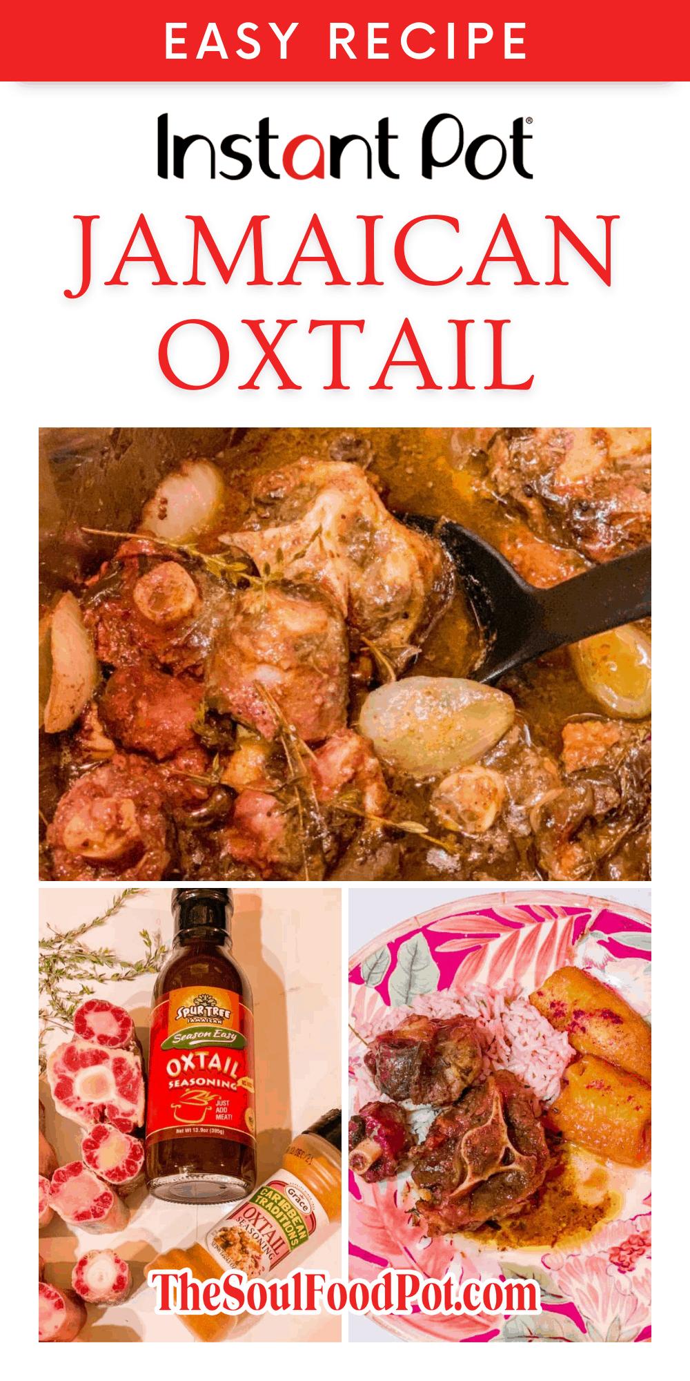 Oxtail Instant Pot Recipes