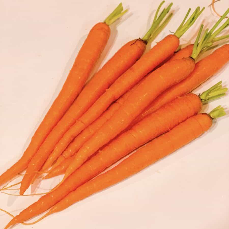 Organic Carrots Vegetarian Recipes