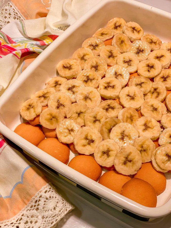 Soul Food Banana Pudding