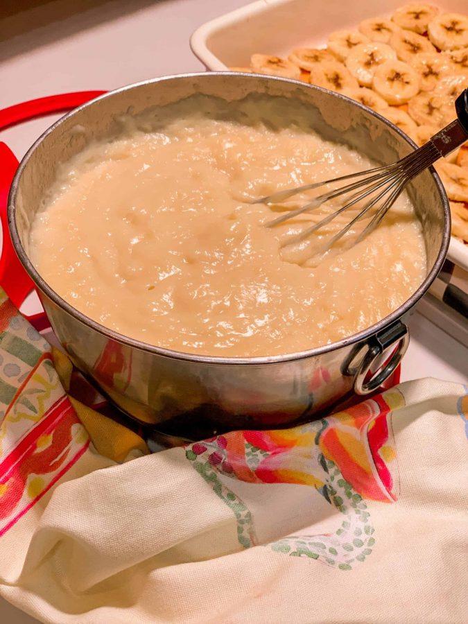 Southern Homemade Banana Pudding