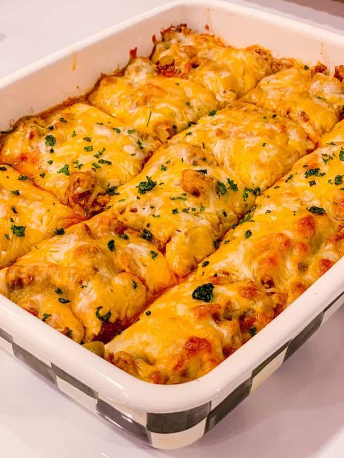 Pastelón Lasagna
