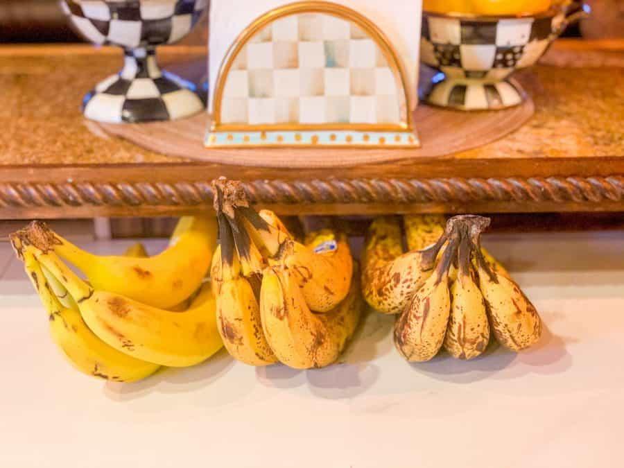 How ripe should the bananas be for banana pudding?