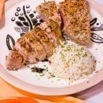 Tuna Steaks Seasoning