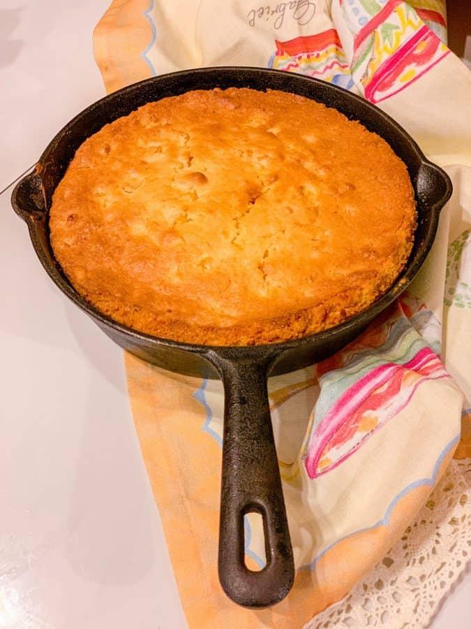 Cornbread With Corn Recipe