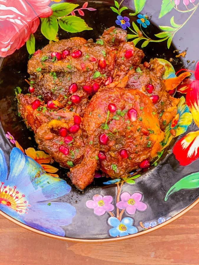 Fesenjan Recipe - Persian Food Fesenjoon
