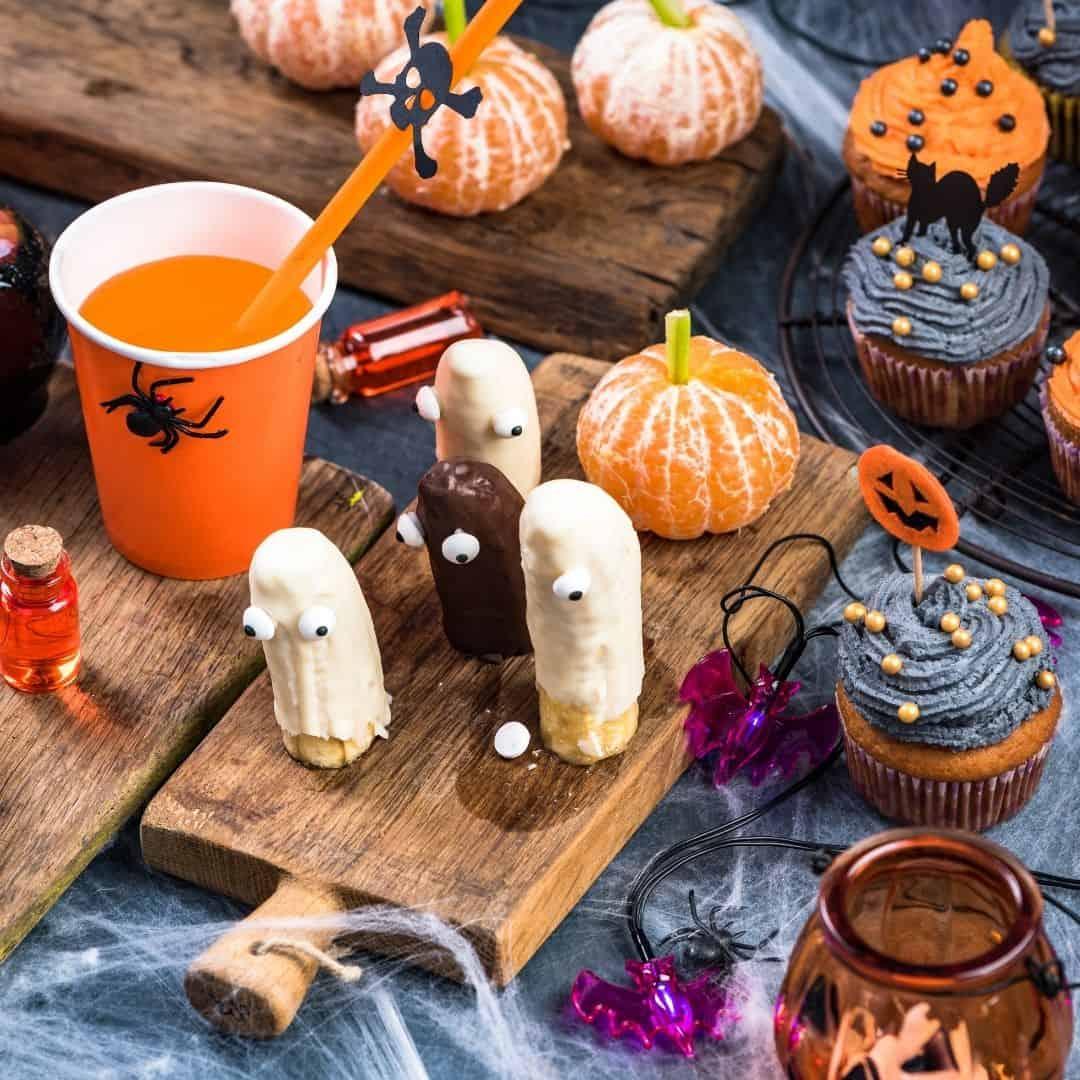 Spooky Halloween Charcuterie Board